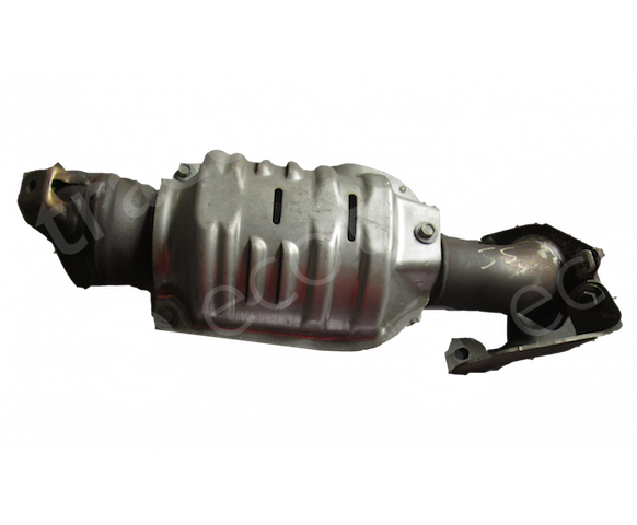 Honda-SSท่อแคท