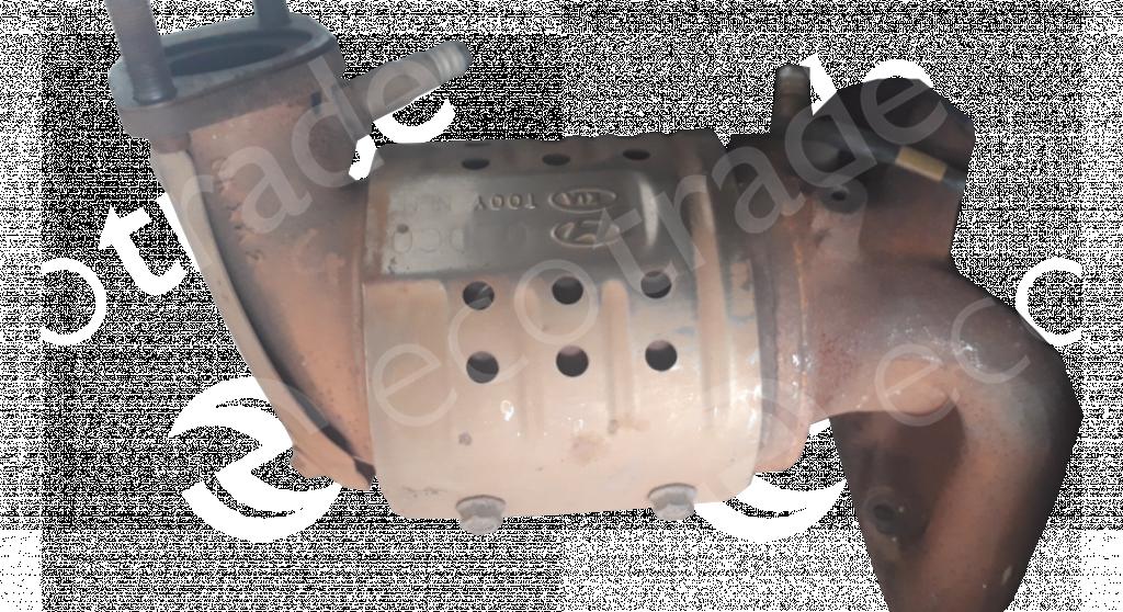 Hyundai  -  Kia-03DC0Catalytic Converters