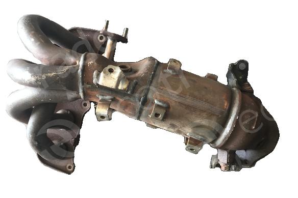 Toyota-1AZ SmallCatalytic Converters