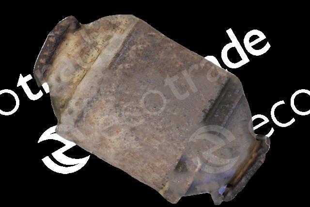 Volkswagen - AudiEberspächer857131701A 857178Catalytic Converters