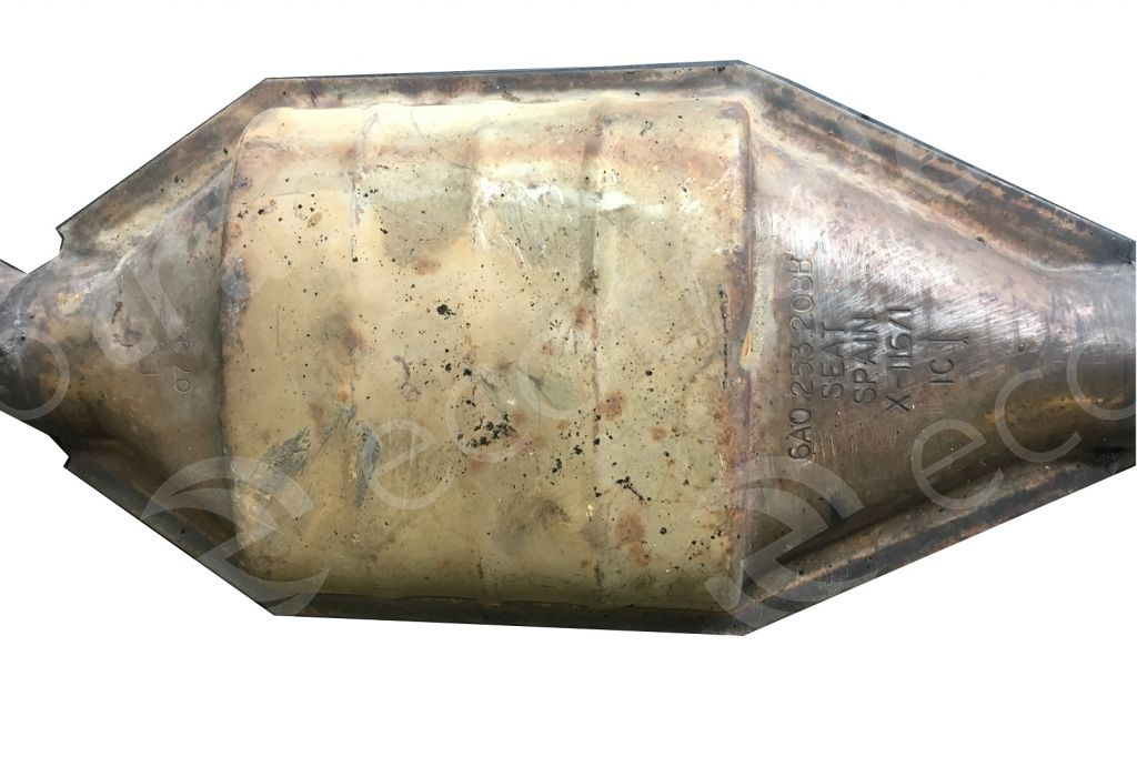 Seat-6A0253208BCatalytic Converters