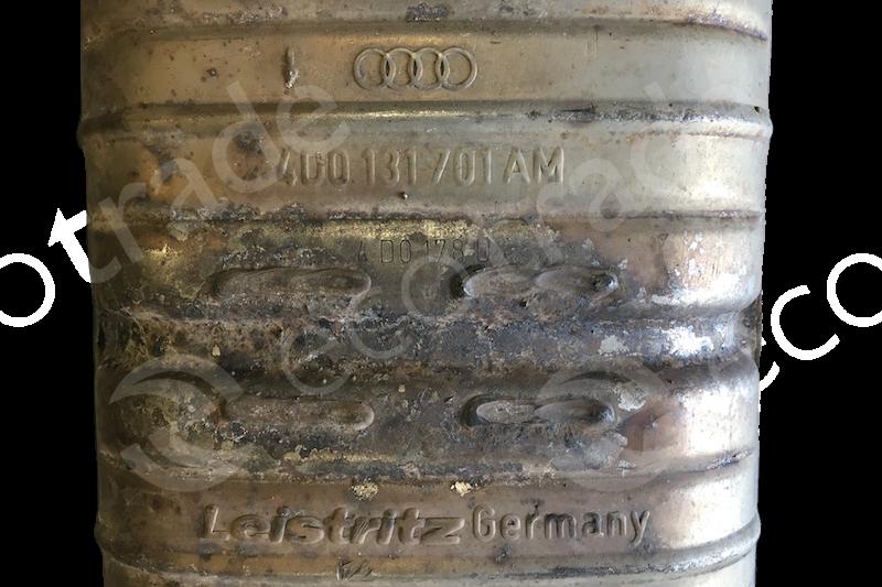 Volkswagen - AudiLeistritz4D0131701AM 4D0178DCatalytic Converters
