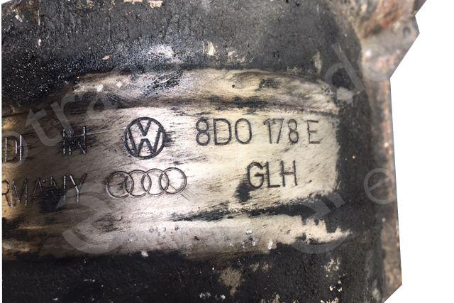 Volkswagen - Audi-3B0131701K 8D0178ECatalytic Converters