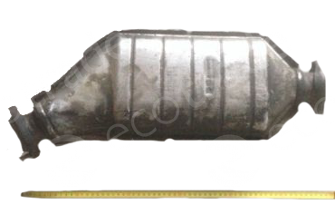 BMWEberspächer1716848 1716876Catalytic Converters