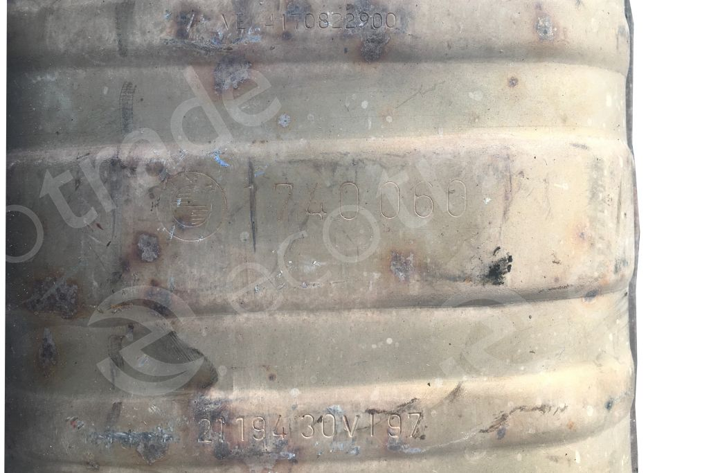 BMWEberspächer1740060Catalytic Converters