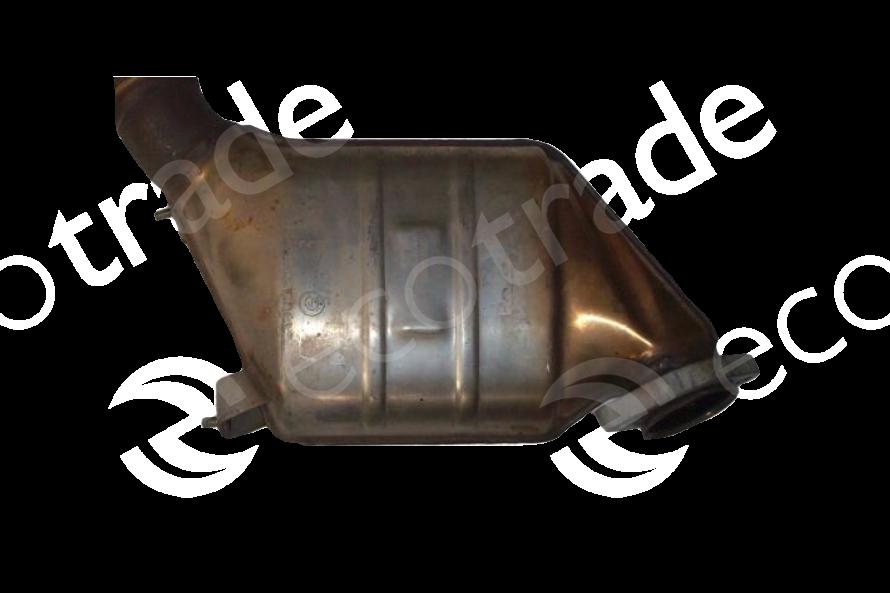 BMWEberspächer7789917Catalytic Converters