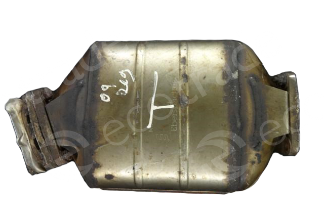 BMWEberspächer7806807Catalytic Converters