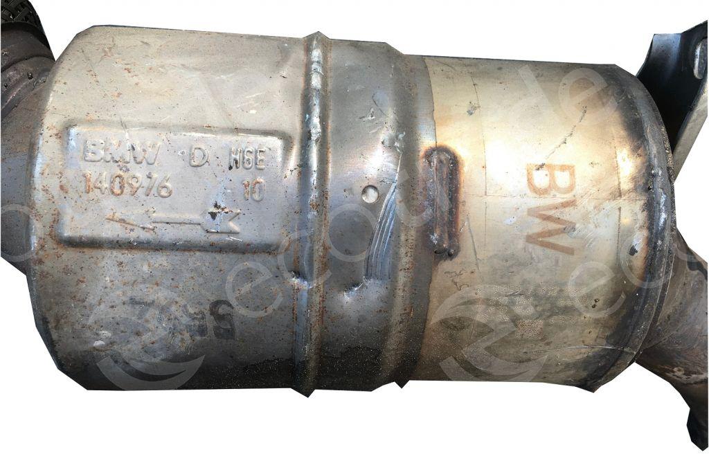 BMW-7810141 7810148Catalytic Converters