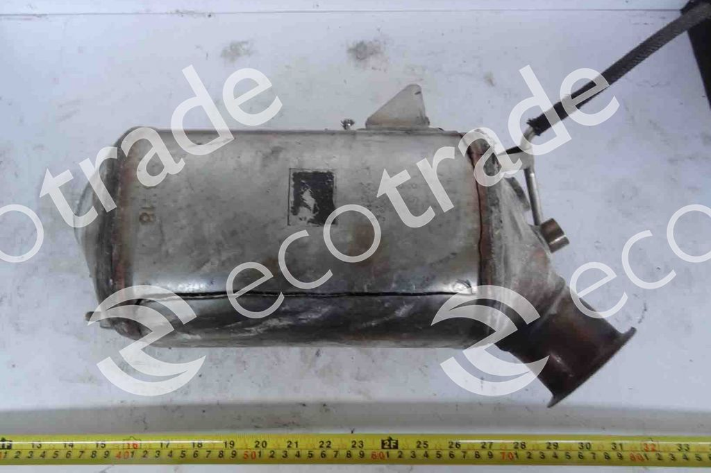 BMW-8509241 8514275Catalytic Converters