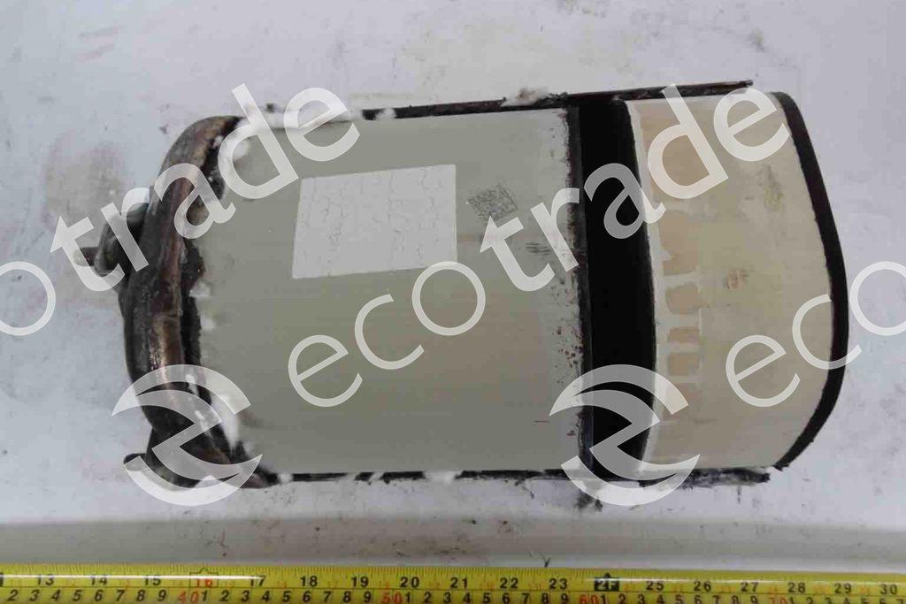 BMW-8509241 8514275Catalytic Converters