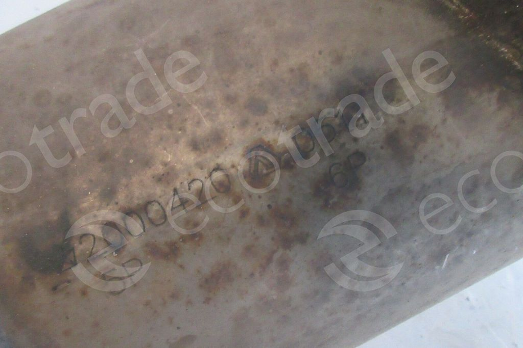 Chrysler-2000420Catalytic Converters