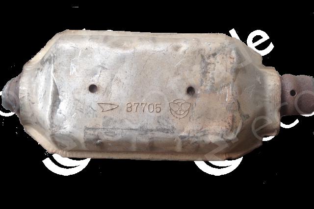Daihatsu-87705Catalytic Converters