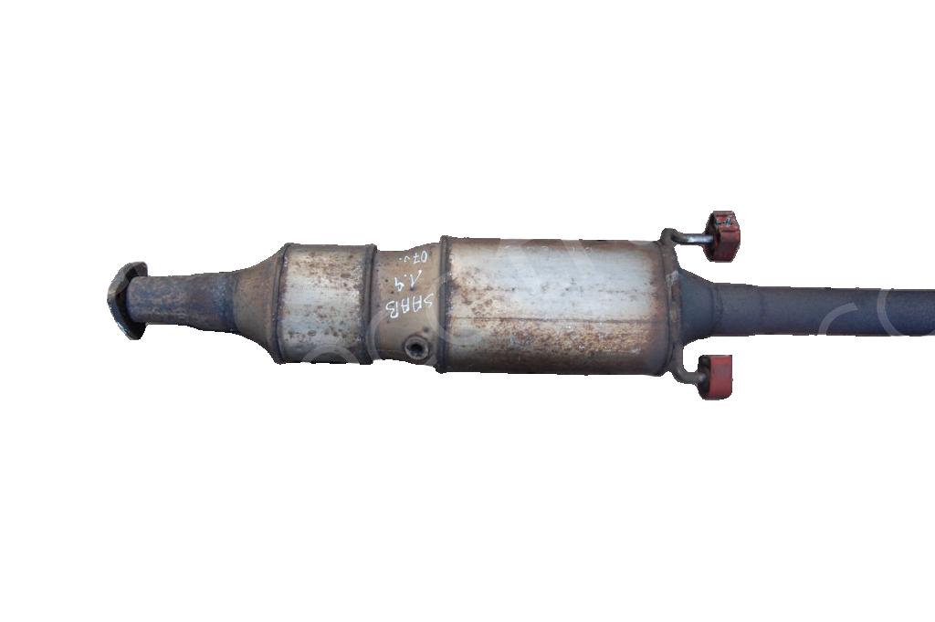 SaabZeuna Starker12755787Catalytic Converters