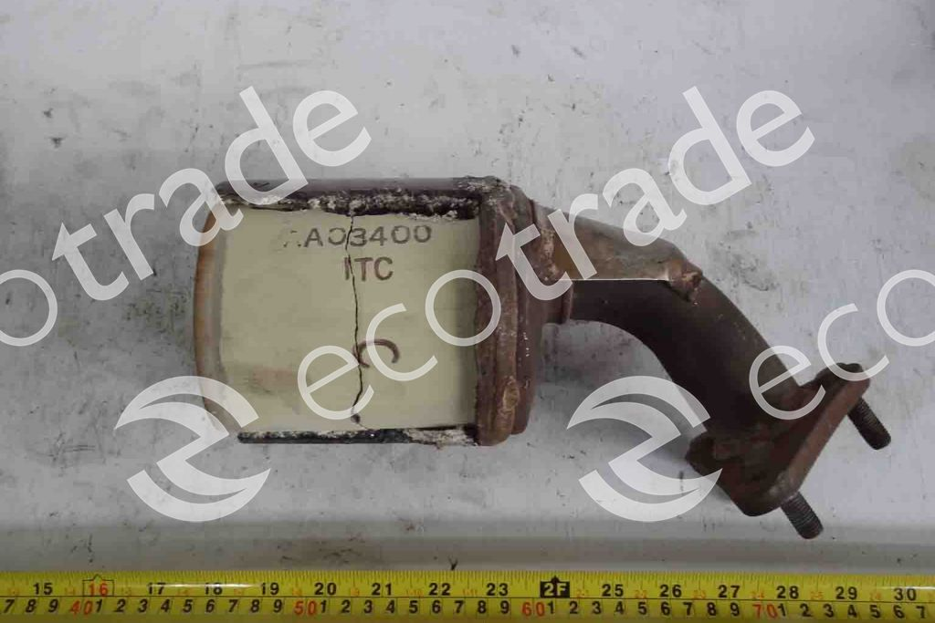 Daewoo-28299070Catalytic Converters