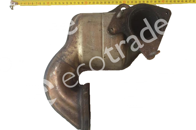 Renault-8200206266 H8200138371Catalytic Converters