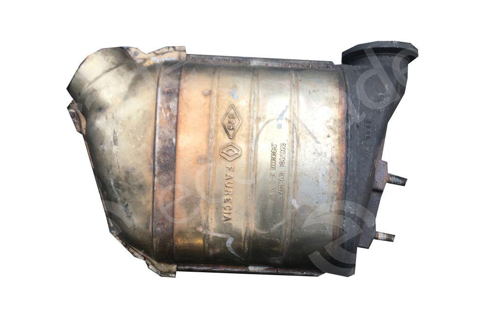 RenaultFaurecia8200570184 H8200389563Catalytic Converters