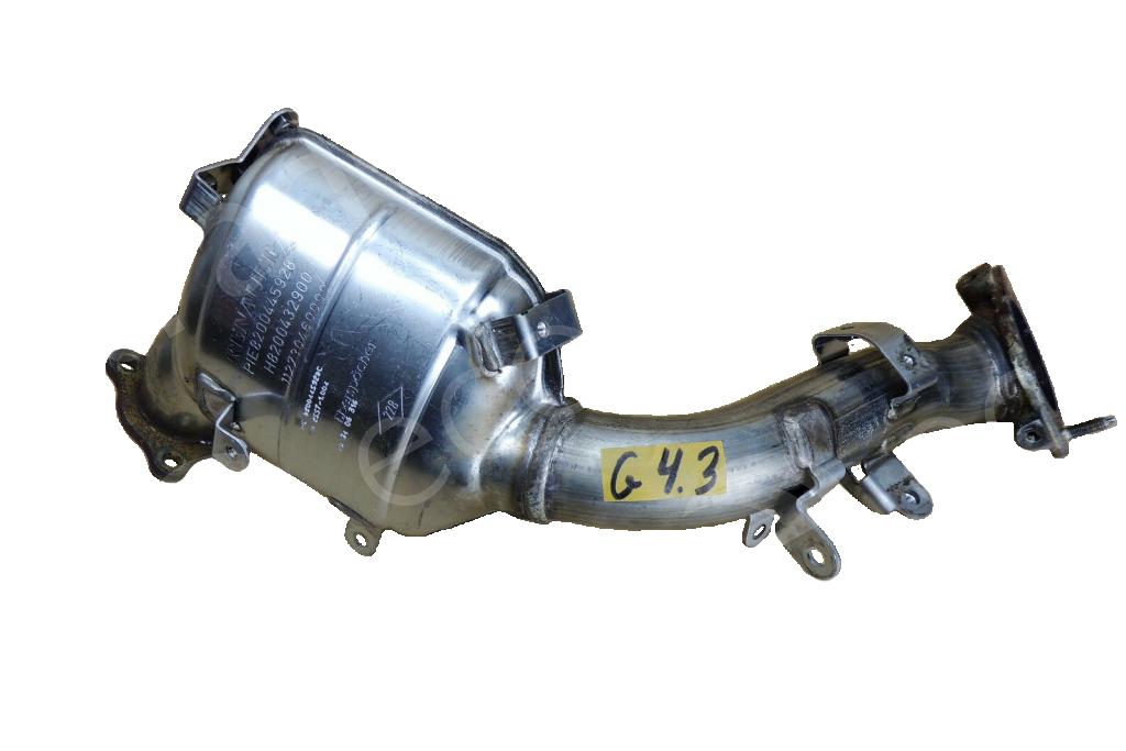 RenaultEberspächer8200445928 H8200432900Catalytic Converters