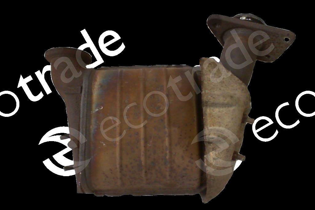 RenaultFaurecia8200950041 H8200953040Catalytic Converters