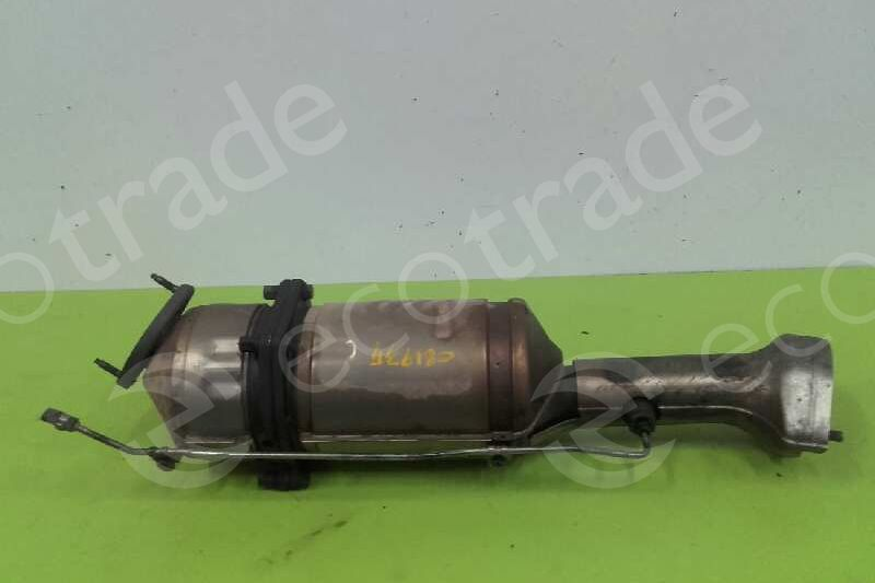 NissanFaurecia20800JD50B (CERAMIC + DPF)Catalytic Converters