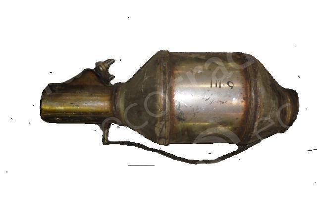 General Motors-12643661Catalytic Converters