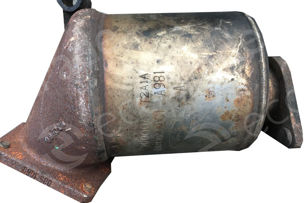 Ford-001 A981Catalytic Converters