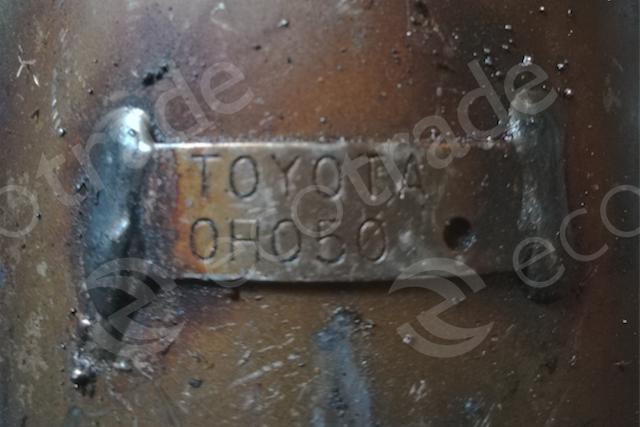 Toyota-0H050Katalysatoren