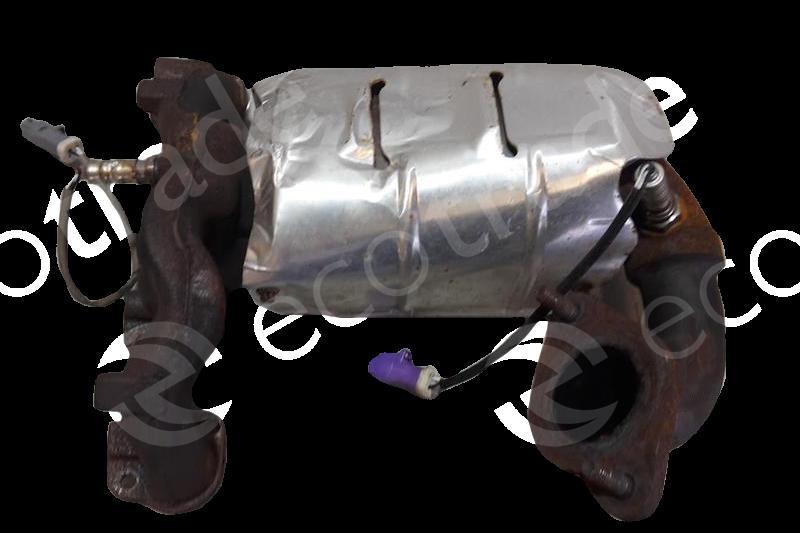 Ford-2S66-9431-EECatalytic Converters