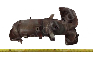 Toyota  0H010 Catalytic Converters