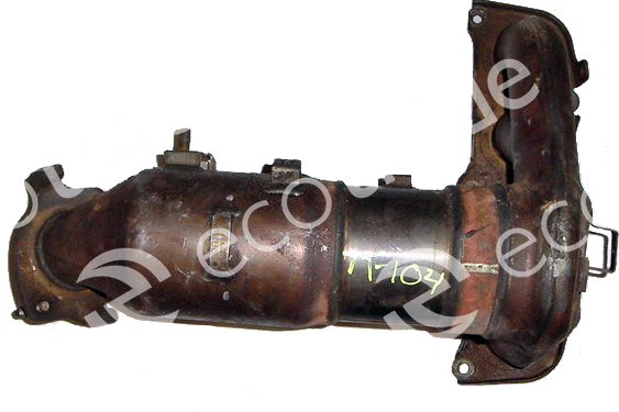 Toyota-28180Catalytic Converters