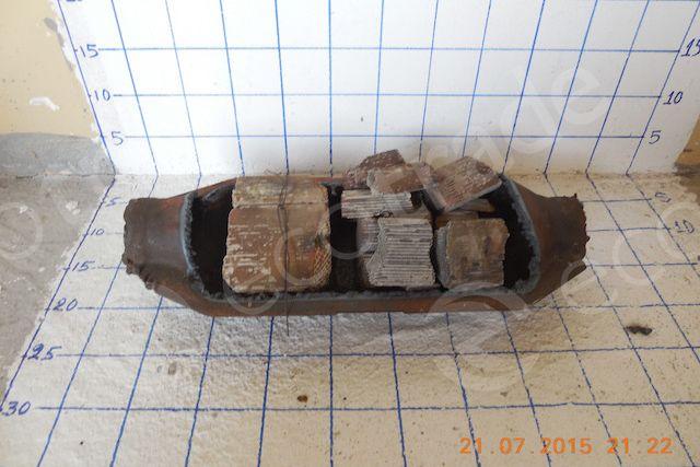 Chrysler-434ACatalytic Converters