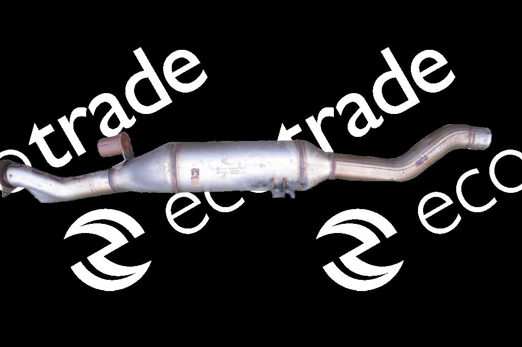 Chrysler-741AACatalytic Converters