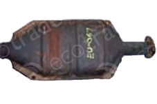 BMW  1270579 Catalytic Converters