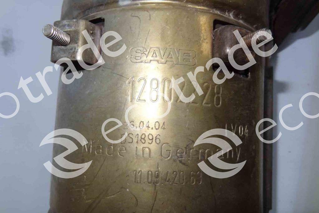 SaabEberspächer12802228Catalytic Converters