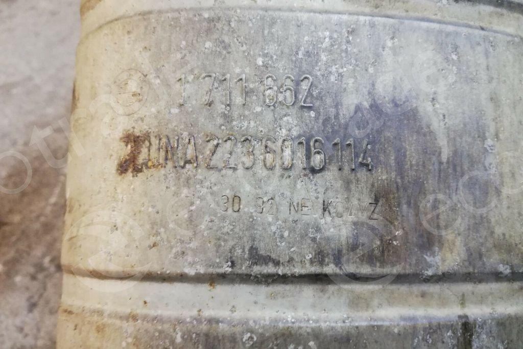 BMWZeuna Starker1711662Catalytic Converters