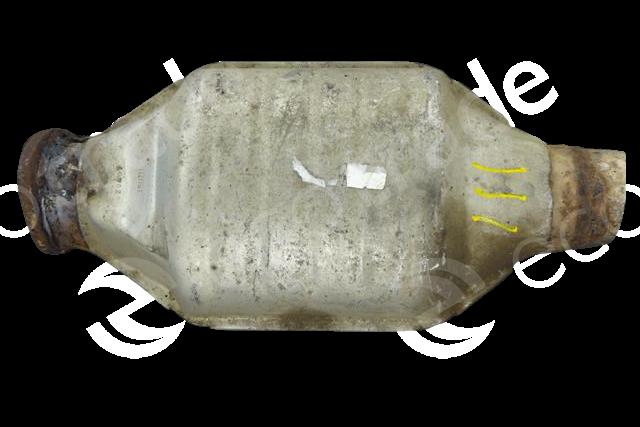 Isuzu-020607Catalytic Converters