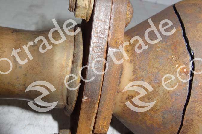 Honda-13H091Catalytic Converters