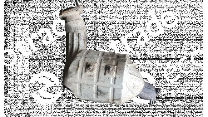 Mazda-02K3Catalytic Converters