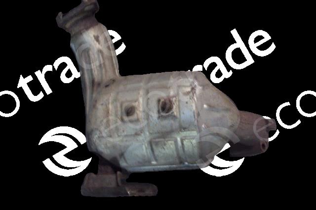 Mazda-02K7Catalytic Converters