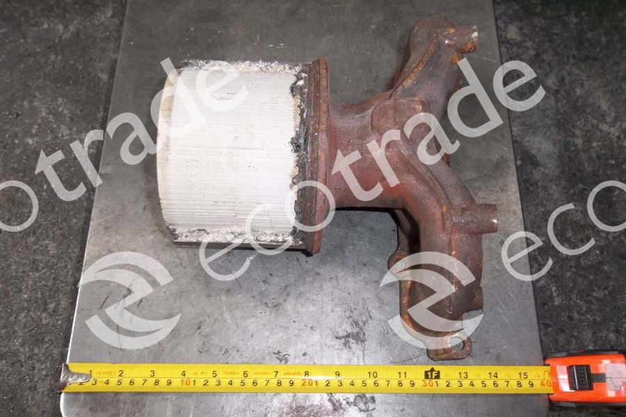 Ford-1487073Catalytic Converters
