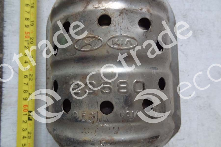 Hyundai  -  Kia-23680Catalytic Converters