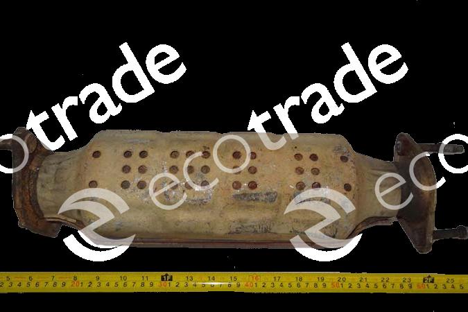 Mazda-11 Holes (100%)Catalytic Converters