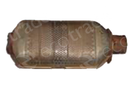 General Motors-25116545Catalytic Converters