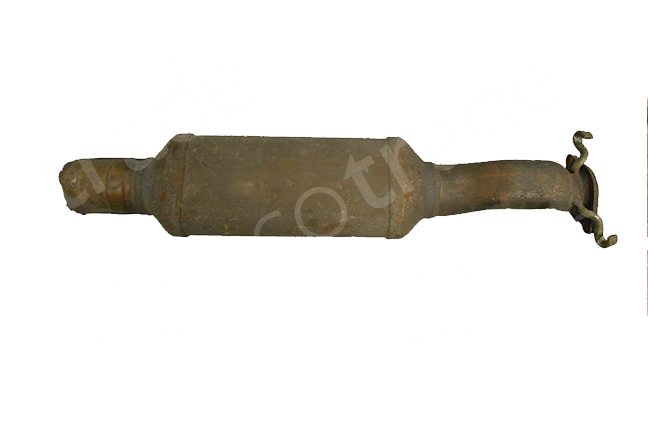 General Motors-25324393Catalytic Converters
