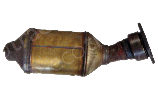 General Motors-12599431Catalytic Converters