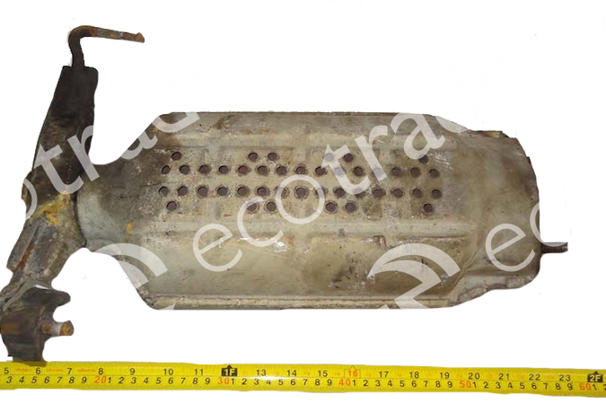Mazda-08221 03212Catalytic Converters