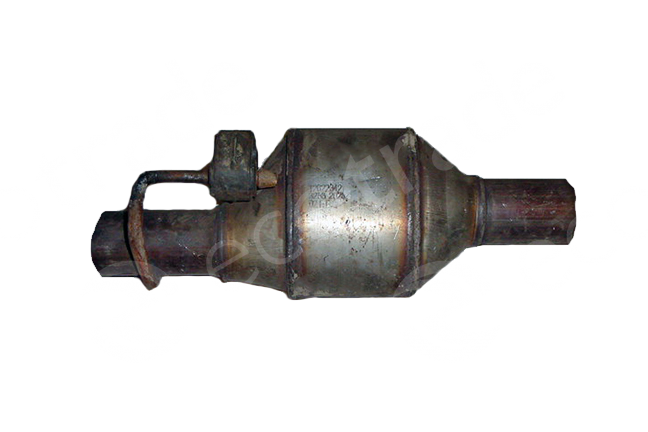 General Motors-12622342Catalytic Converters