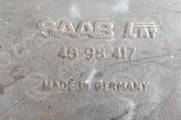 Saab-4898417Catalytic Converters