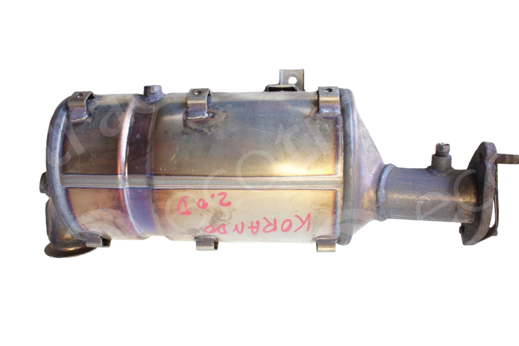 Ssangyong-24200-34220Catalytic Converters