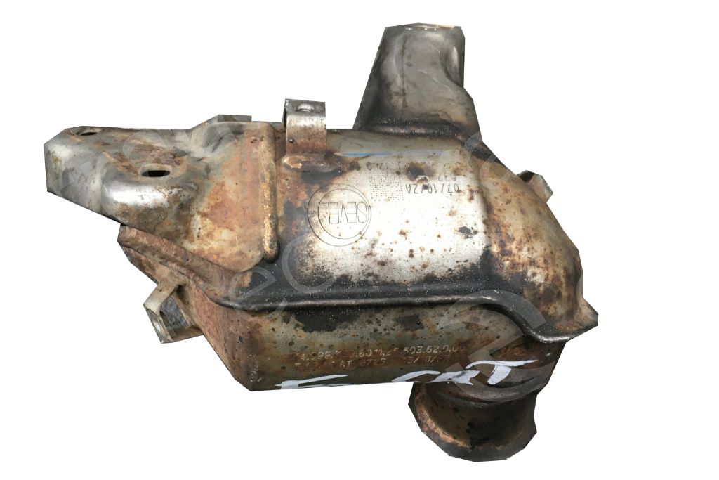 Peugeot CitroënFapcat Sevel8725Catalytic Converters