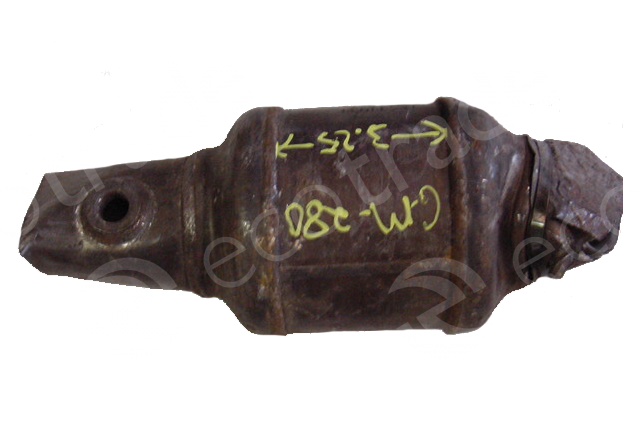 General Motors-12594054Catalytic Converters